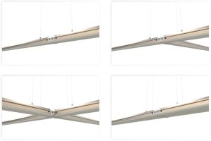 Dimmable LED Linear Pendant Light with CE pictures & photos