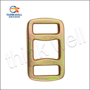 Color Zinc Plated Forged One Way Lashing Buckle pictures & photos