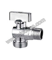 Brass Chrome Reduced Angle Valve with Male Threaded pictures & photos