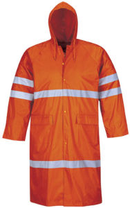 Hivis Protective Rainwear Reflective Coat pictures & photos