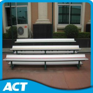 Anodized Aluminum Bleacher Bench Seating for Stadium pictures & photos