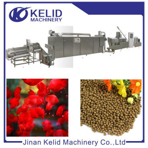 CE Standard New Condition Fish Feed Making Machine pictures & photos