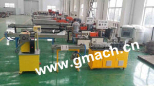 20mm-40mm Plastic Laboratory Twin Screw Extruder for Testing and Pelletizing PP PE PA PVC EVA ABS pictures & photos