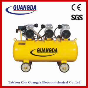 90L 0.85*3 Oil Free Silent Air Compessor (GDG90) pictures & photos