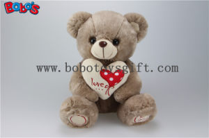 Love You Cute Soft Baby Plush Stuffed Bears with Heart Pillow Bos1010/30-36-55cm pictures & photos