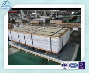 1100 Aluminum/Aluminium Alloy Sheet with PVC Film