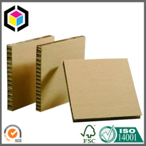 Two Side Brown White Honeycomb Panel Board Sheet pictures & photos