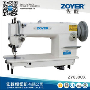 Zoyer Heavy Duty Big Hook Lockstitch Industrial Sewing Machine (ZY630CX) pictures & photos