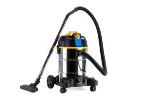 307-20/25L Stainless Steel Tank Wet Dry Water Dust Vacuum Cleaner with or Without Socket pictures & photos