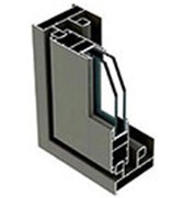 Yl Anodic Oxidation Aluminum Profile Windows and Door pictures & photos