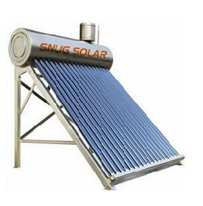 Stainless Steel Thermosyphon Home Heating Solar Heater pictures & photos
