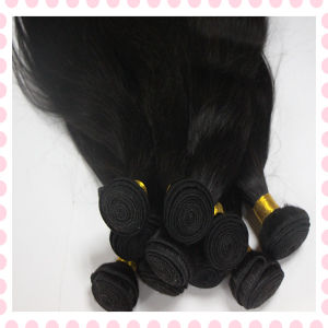 Brazilian Virgin Hair Weave Bundle Bh-66 pictures & photos