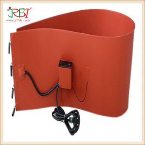 Flexible Waterproof and Electric Silicone Rubber Insulated Wire Wound Heater Film pictures & photos