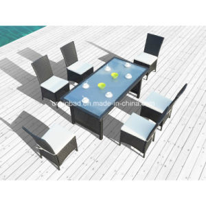 Outdoor Dining Sets for Bar with Chairs / SGS (1024-1) pictures & photos