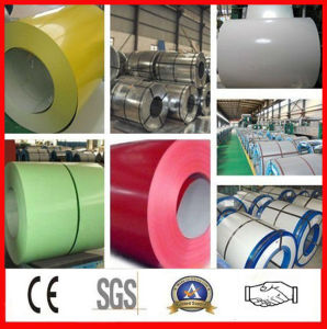 Color Galvanized Steel Sheet in Coils (PPGI) pictures & photos