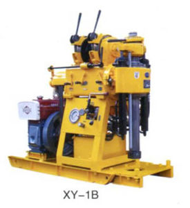 hot sale XY-2B Mining and Geotechnical Diamond Core Drilling Rig pictures & photos