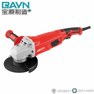 125mm 1450W Professional Model Long Handle Angle Grinder (125-3)