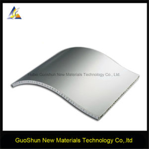 Factory Price New Pattern Shape Aluminum Honeycomb Panel pictures & photos