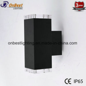 Modern Styple LED Wall Light 2X3w GU10 LED IP65 pictures & photos