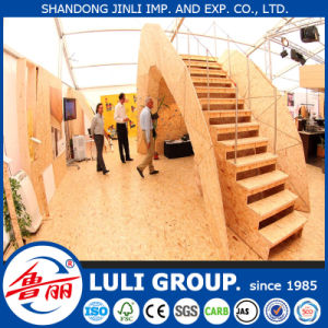 18mm High Quality OSB for Furniture From Luli Group pictures & photos