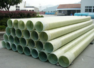 High Strength Fiberglass Reinforced Plastic Pipe with Certification ISO9001 pictures & photos