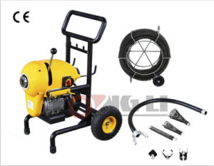 High Efficiency 1100W Water Jet Drain Cleaning Machine (S200B) pictures & photos