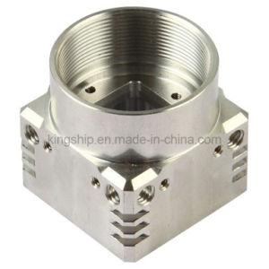 OEM Custom Low Volume Precision Aluminum CNC Machined Anodized Parts pictures & photos