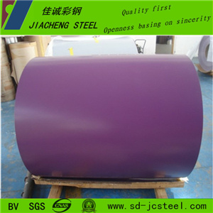 Colored Steel Coil/Prepainted Galvanized Steel Plate/PPGI pictures & photos