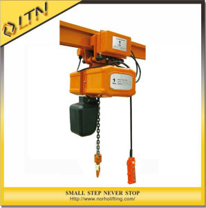 High Quality Small Overhead Electric Hoist pictures & photos