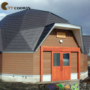 Prefab Houses WPC Wall Panel pictures & photos