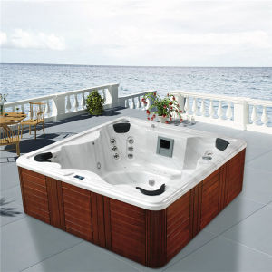 Hot Selling Monalisa Hot Tub SPA with 4 Pillows (M-3322) pictures & photos