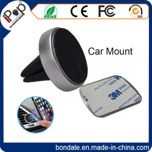 Universal Magnetic Car Mount for Smartphone with Iron Piece pictures & photos