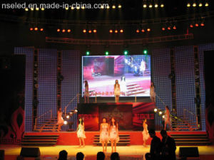 P4 Indoor Full Color Rental LED Display for Advertising