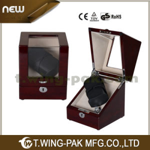Hot-Sale Homemade High Quality Watch Winder for 2 Watches