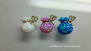 Created Opal Chinese Fu Bag for Jewelry Setting pictures & photos