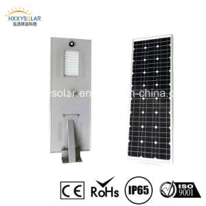 Energy Saving Garden Line Solar Light Integrated Solar Garden Light Optical Lens 90W Solar Street Light pictures & photos