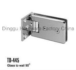 Stainless Steelshower Door Hinge D-445 pictures & photos