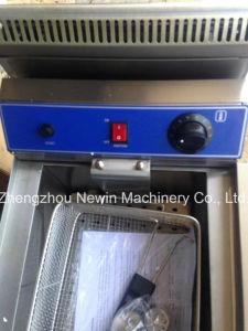 18L Small LPG Gas Countertop Deep Fryer pictures & photos