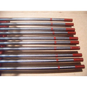 Wt20 Thoriated Tungsten Electrodes Dia2.4*150 for Welding Consumable pictures & photos