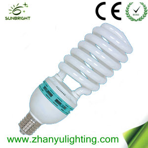CE RoHS Half Spiral Fluorescent Lamp (ZYHSP14) pictures & photos