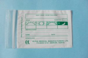 LDPE Pill Bags for Packing Pills and Food Grade pictures & photos