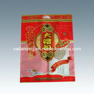 Gift Bags&Plastic Packaging, Three Sides Seal Bag (DQ145) pictures & photos