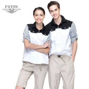 Bespoke Long Sleeve Hotel Uniform Shirt pictures & photos
