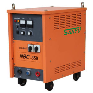 Mag/CO2-Gas Shielded Welder/Welding Machine pictures & photos