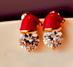Christmas Jewelry/Christmas Earring/Christmas Hat (XER13362) pictures & photos