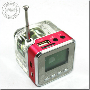 USB SD Card Mini Speaker