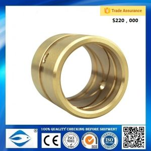 Brass Copper Machining for Equipment pictures & photos
