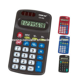 Mini Promotional Calculator, Solar Calculator (CD-402)