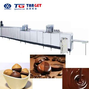 Chocolate Moulding Line Chocolate Machine Chocolate Making Machine pictures & photos