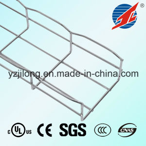 Stainless Steel Wire Mesh Flexible Cable Tray pictures & photos